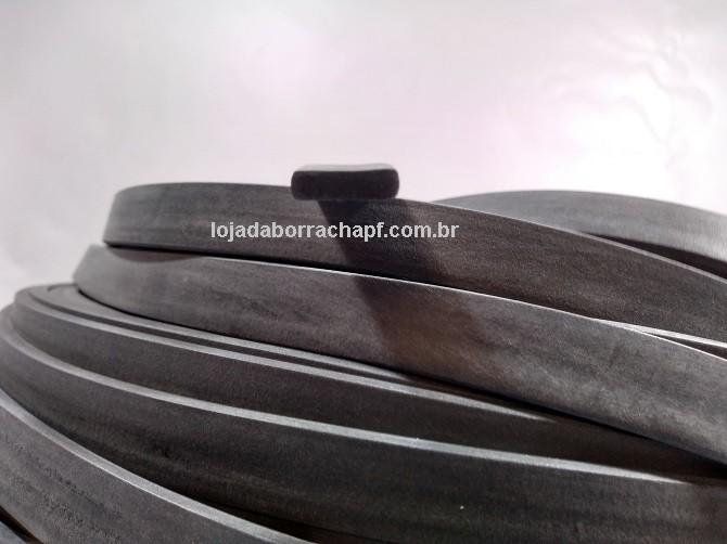 N32 Borracha esponjosa 16X4,3mm Rolo 100 Metros