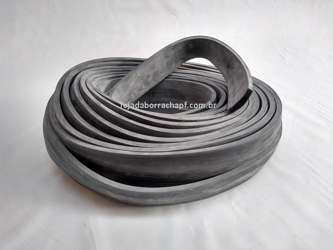 N103 Borracha esponjosa 60x10mm