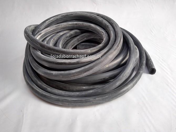 N147 Borracha tubo esponjoso 22mm