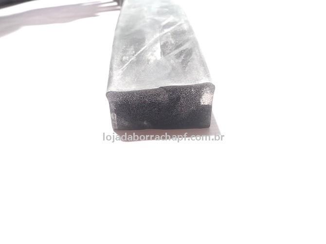 N222 Borracha esponjosa 50x30mm