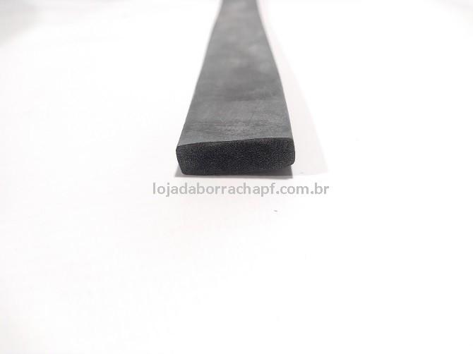 N102 Borracha esponjosa 20x5,5mm