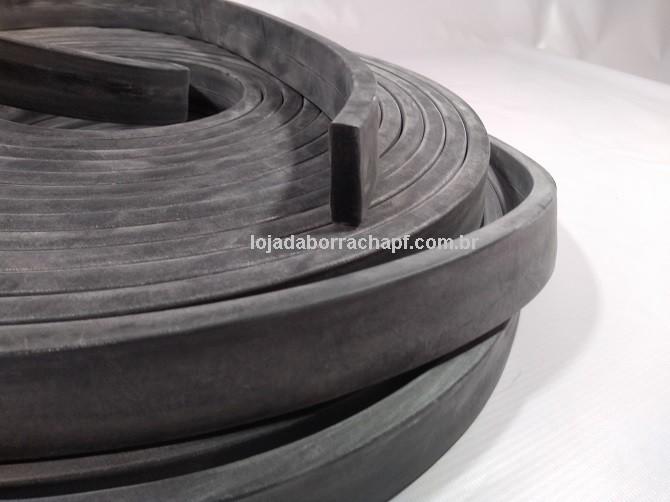 N115 Borracha esponjosa 32x10mm