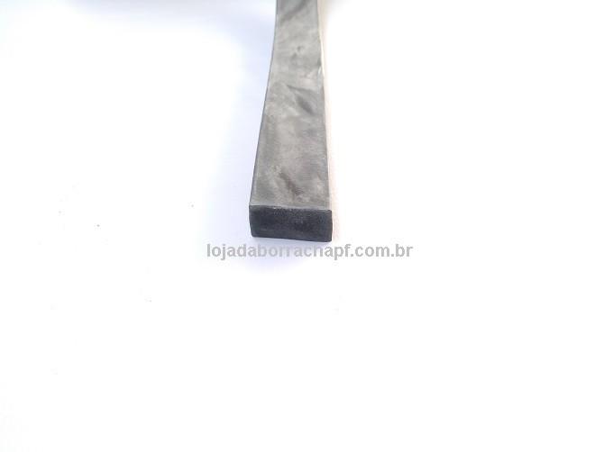 N116 Borracha esponjosa 25x12mm