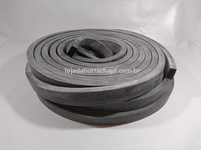 N70 Borracha esponjosa 30x20mm