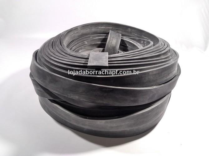 N101 Borracha esponjosa 38x6mm