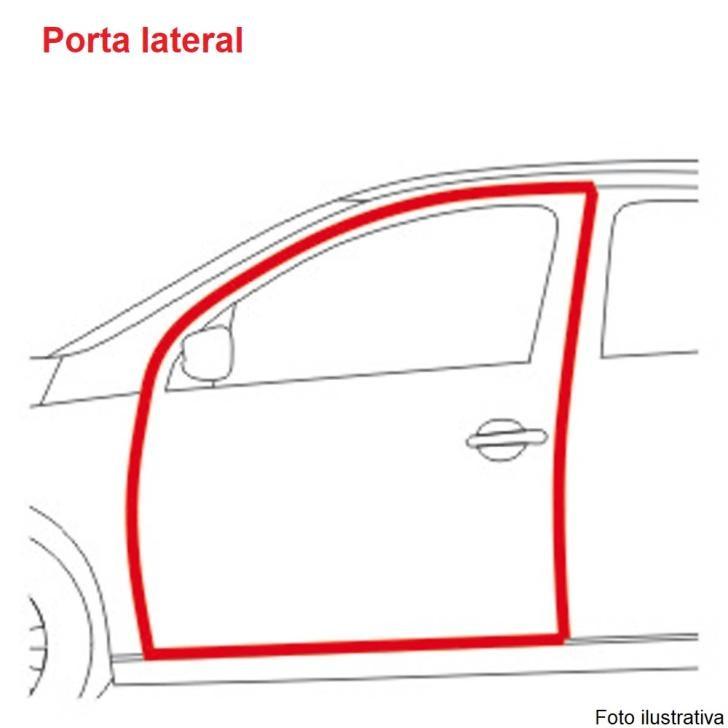 Borr. porta Corcel II Belina II 81/86 Del Rey 81/91 2pt