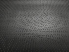 R120 Piso de borracha Grão de Arroz Preto 3,0mm x 1,00 metro