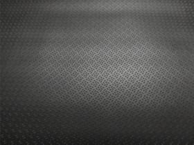 R122 Piso de borracha Grão de Arroz Preto 3,0mm x 1,40 metros