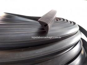 N218 Borracha formas pré moldados 25x10x3mm (50 metros)