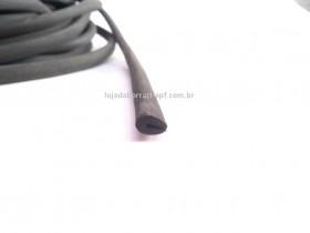 """N39 Borracha maciça em """"U"""" 8,5x6x1,2mm"""