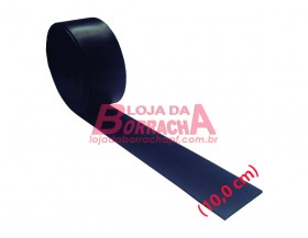 R41 Tira de Borracha 3mm  10CM S/Lona