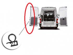 Borr. entre portas Master Minibus Extra 1,94m