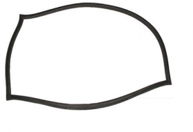 Borr. vidro lateral móvel dir Corcel II 78/86  (pvc)