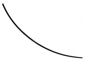 Borr. perfil parabrisa inferior Fox 05/14
