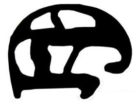 Borr. parabrisa interna Kangoo 01/08