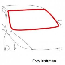 Borr. parabrisa s/friso Monza 82/96 2pt 3pt 4pt STD