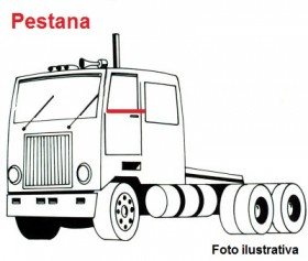 Pest. int dir caminhão Constellation 06/15