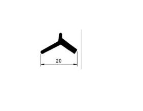 Pestana Externa diant e tras (4pçs) Opala 2pt 72/84