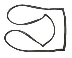 Borr. parabrisa Mercedes 608D 708 73/85