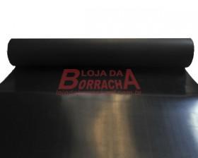 R13 Lençol de borracha (SBR) 2,0mm x 1,00 metro (com 1 lona)