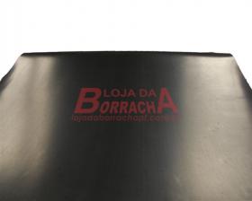 R31 Lençol de borracha (SBR) 3,0mm x 1,00 metro (com 2 lonas)