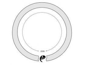 Borr. vigia (s/friso) Fusca 67/96 (STD)
