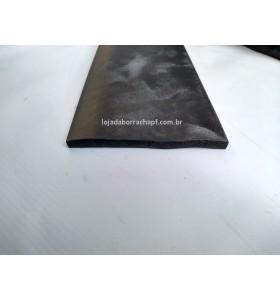 N75 Borracha esponjosa 100x6mm