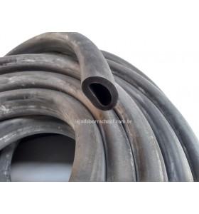 N171 Borracha tubo esponjoso 25,6mm