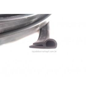 N62 Borracha maciça vedação balcão frigorífico 25,0x21,5x9,0mm