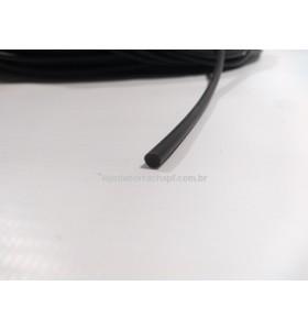N182 Cordão de borracha maciça 4mm
